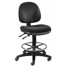 Prestige Mid-Back Drafting Chair