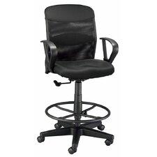 Salambro Jr. Mid-Back Drafting Chair