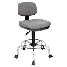Draftsman's Low-Back Drafting Chair