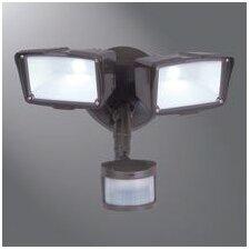 3 Head LED Outdoor Floodlight
