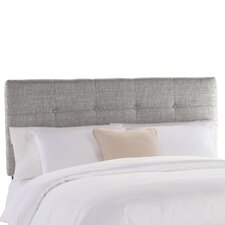 Tufted Upholstered Panel Headboard