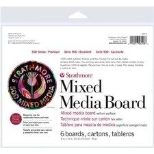 500 Series Mixed Media Sheet and Board