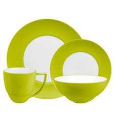 Uno 4 Piece Place Setting, Service for 1