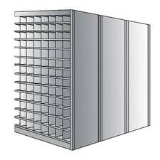 "87"" H 13 Shelf Shelving Unit Add-on"