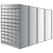 "87"" H 10 Shelf Shelving Unit Starter"