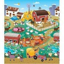 City Farm Playmat