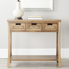 Autumn Console Table