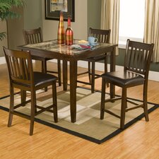Capitola 5 Piece Pub Set