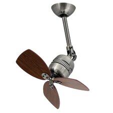 46cm Toledo 3 Blade Ceiling Fan