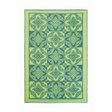 Primrose Flowers Kitchen Mat