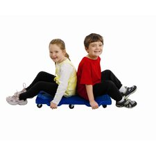 Double Scooter Push Ride-On