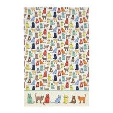 Catwalk Tea Towel