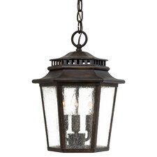 Wickford Bay 3-Light Outdoor Hanging Lantern