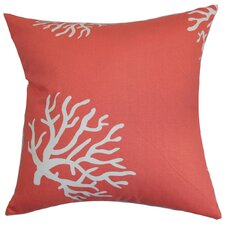 Jessamine Coral Bedding Sham