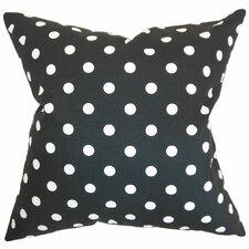Nancy 100% Cotton Throw Pillow