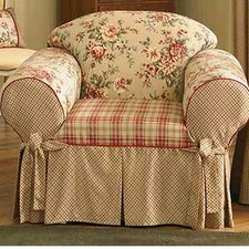 Lexington Club Chair Slipcover  by Sure Fit