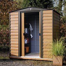 Woodvale 10 x 6 Metal Storage Shed