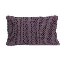 Mailie Crochet Cotton Lumbar Pillow