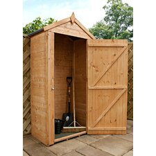3 x 2 Wooden Shiplap Apex Shed