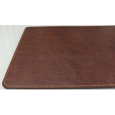 Echelon Recycled Leather Placemat (Set of 2)