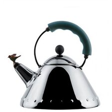 Miniature Kettle Sculpture