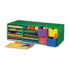 Crafts 14 Compartment Cubby