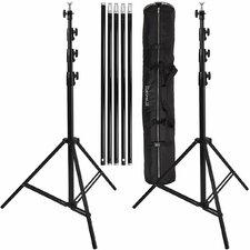 Photo Video Backdrop Stand Set