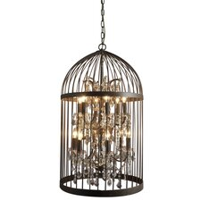 Hutchings 12-Light Foyer Pendant