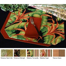 Outdoor Table Linen Reversible Placemat (Set of 2)