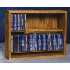 200 Series 80 CD Multimedia Storage Rack