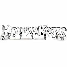 """""""House Keys"""" Key Hook"""