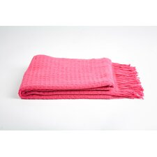 Cashmere and Merino Wool Blend Throw