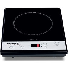 """12"""" Induction Cooktop with 1 Burner"""