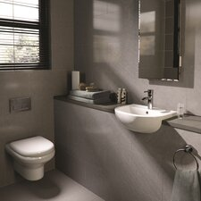 Compact Wall Hung Bath Suite