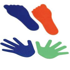 Feelies Hands and Feets (Set of 12)