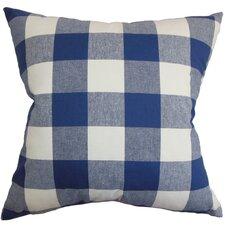 Vedette 100% Cotton Throw Pillow