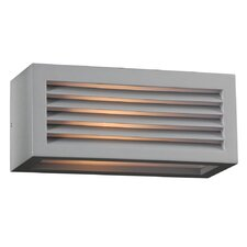 Madrid 1-Light Outdoor Flush Mount
