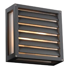 Moritz 1-Light Outdoor Flush Mount