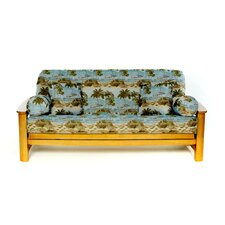 Beach Futon Slipcover  by Lifestyle Covers