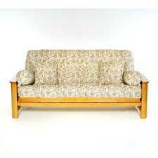 Pekoe Futon Slipcover  by Lifestyle Covers