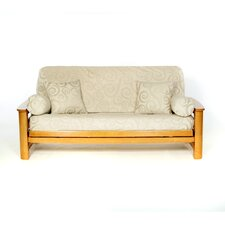 Abby Futon Slipcover  by Lifestyle Covers