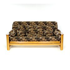Trail Mix Futon Slipcover  by Lifestyle Covers