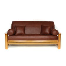 Hide Futon Slipcover  by Lifestyle Covers