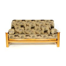 Woodlands Futon Slipcover  by Lifestyle Covers