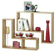 2 Piece Wall Shelf Set