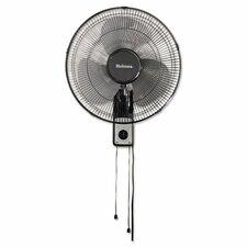 """Holmes® 16"""" Oscillating Wall Fan"""