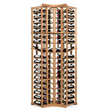 N'finity 72 Bottle Floor Wine Rack