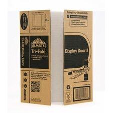 Mini Tri Fold Corrugate Display Board