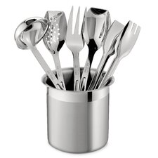 All Professional Tools 6 Piece Cook Serve Tool Utensil Set