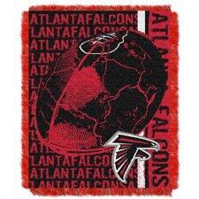 NFL Atlanta Falcons Triple Woven Jacquard Throw Blanket